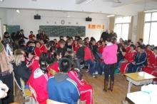 Englischunterricht in der Schule